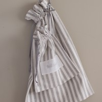 Gifts / Designer Linen Storage Bags. French and Irish linen.