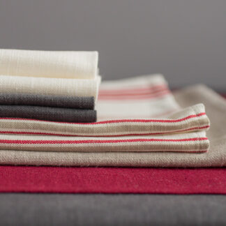 "The ""Rósóg"" Table Linen Collection Embroidered"